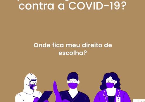 Meu empregador pode exigir a vacina da COVID-19?